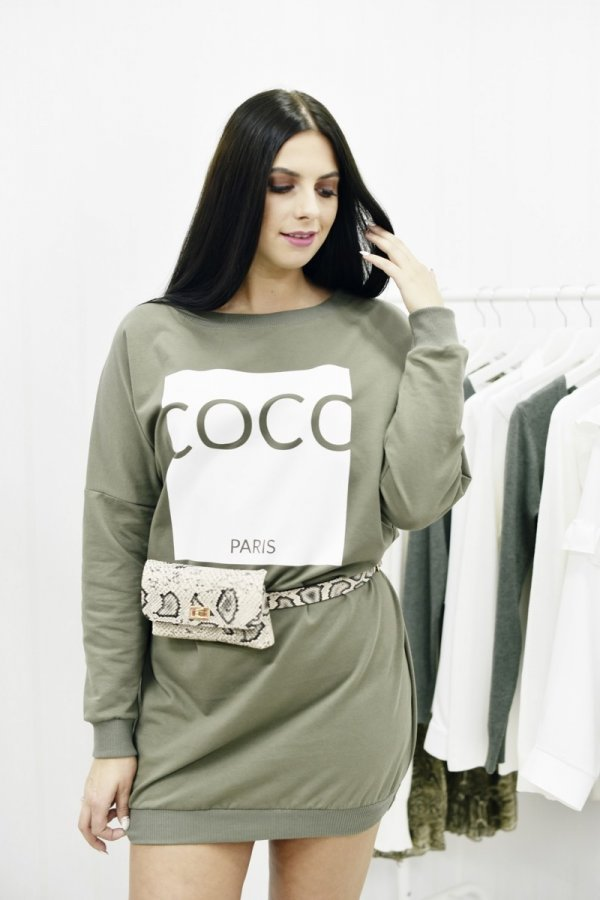 Tunika Coco Paris Khaki