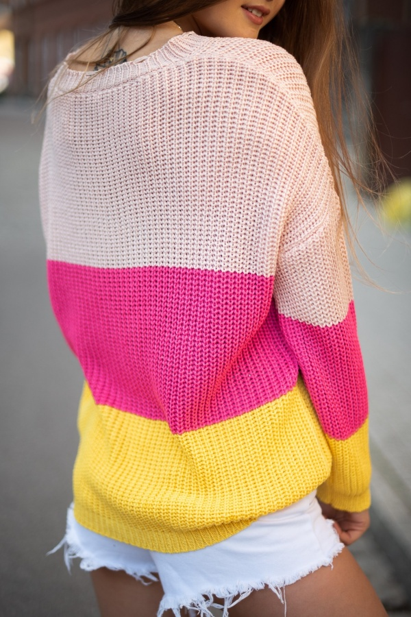 Sweter cocomore three colours 1